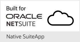 Native NetSuite App Badge