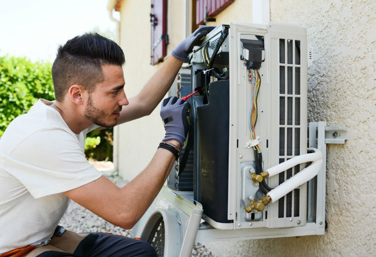 Field service software for the HVAC industry
