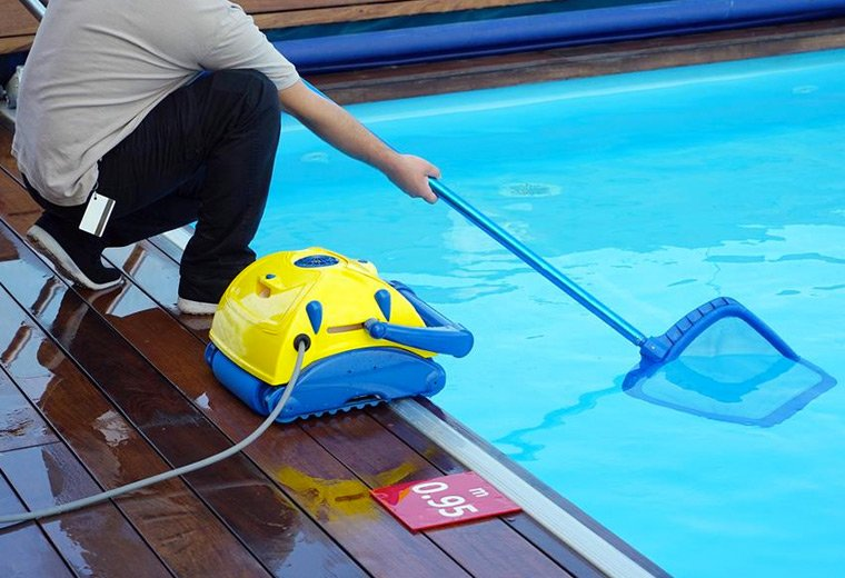 Pool Service Management Software